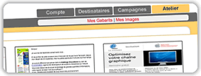 Application de routage email en ligne